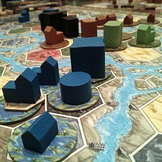 Eurogame Type of board game