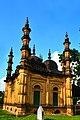 Tetulia Jami Mosque full View.jpg