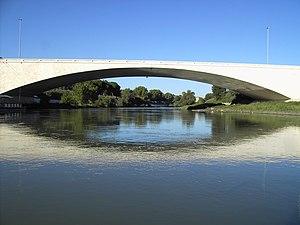 Ponte Duca d'Aosta - Ponte Duca d'Aosta, Rome