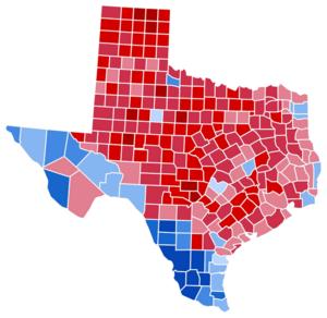Texas gubernatorial election, 2002 - Image: Texas 2002