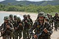Thai marines prepare for amphibious assault training with U.S. Marines assigned to the 2nd Assault Amphibian Battalion, 2nd Marine Division during Cooperation Afloat Readiness and Training (CARAT) 2013 at Camp 130606-M-VK320-098.jpg