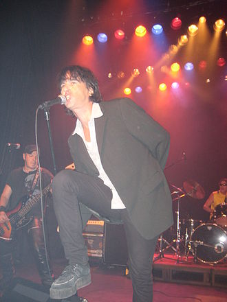 The 222s - The 222's playing in Montreal in 2010: Cerrato, Barry, Rondeau
