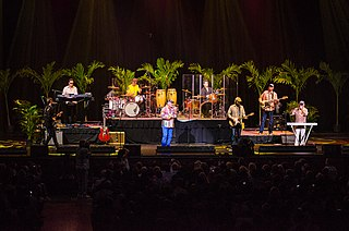 The Beach Boys live performances