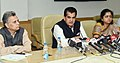 The CEO, NITI Aayog, Shri Amitabh Kant addressing a press conference on the upcoming Global Entrepreneurship Summit-2017, in New Delhi on November 18, 2017.jpg