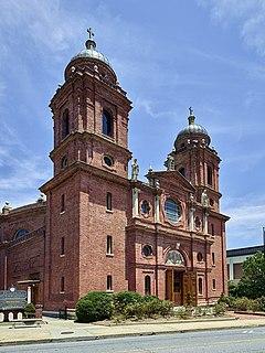Basilica of St. Lawrence, Asheville