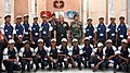 The Chief of Army Staff, General Bipin Rawat in a group photograph with the youth of Assam, who are on the Army sponsored 'National Integration Tour', in New Delhi on September 26, 2017.jpg