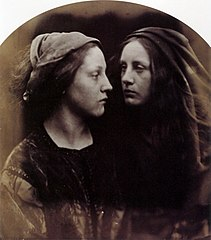 The Dialogue, by Julia Margaret Cameron.jpg