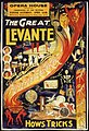 The Great Levante in Wellington, 1941 (6297451914).jpg