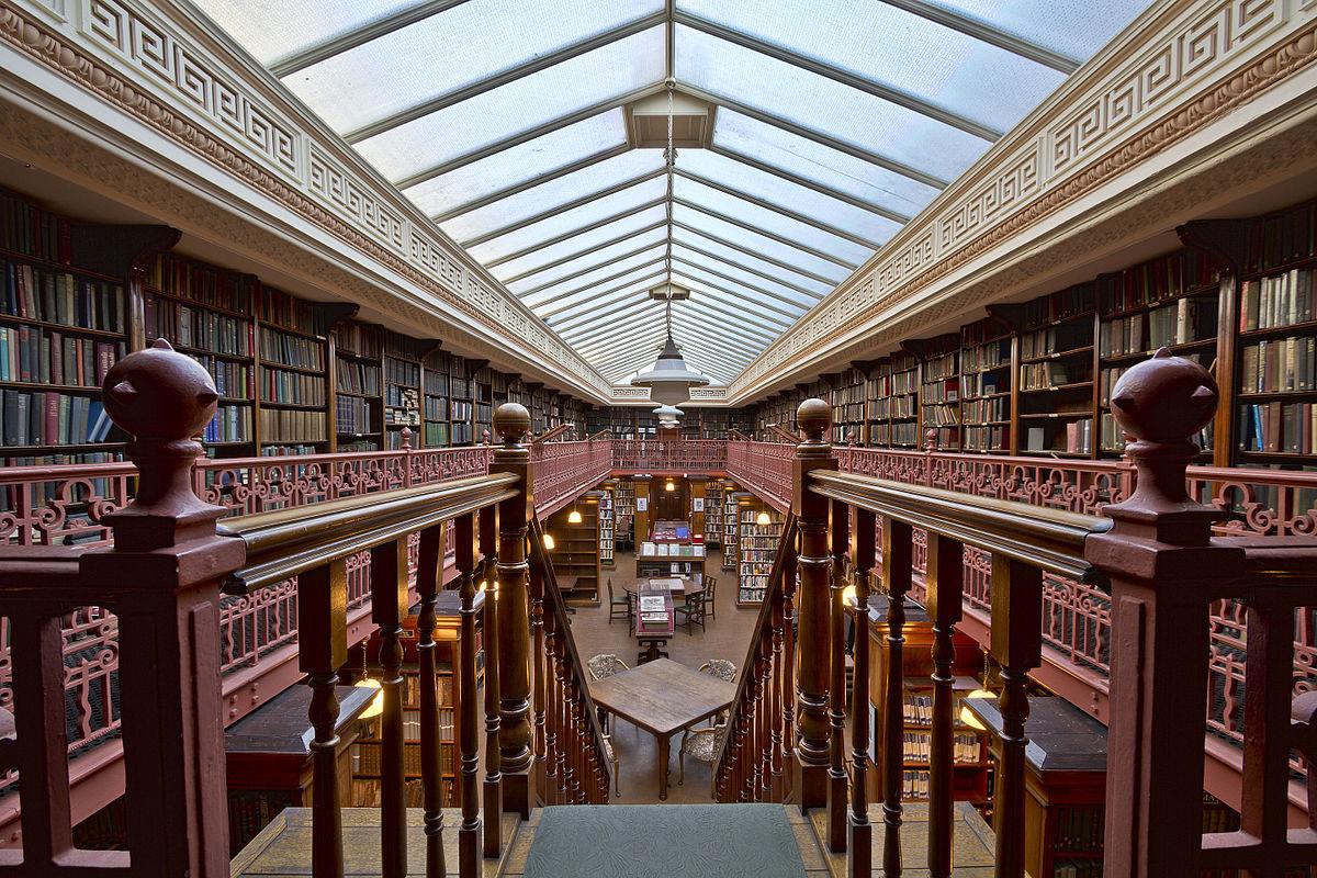 Leeds Library Wikipedia