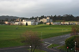 The Mary Erskine School - The Mary Erskine School at the Ravelston, Edinburgh site