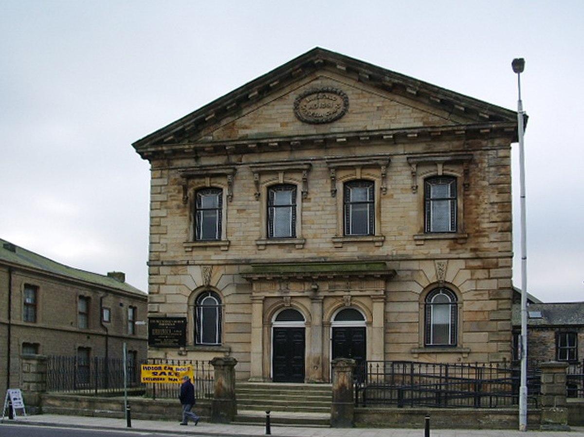 The Methodist Church, Brierfield - geograph.org.uk - 694014.jpg