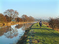 The Military Canal in Winter - geograph.org.uk - 54508.jpg