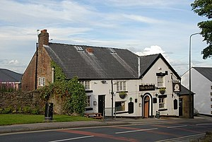 Upholland - Image: The Old Dog geograph.org.uk 1534088