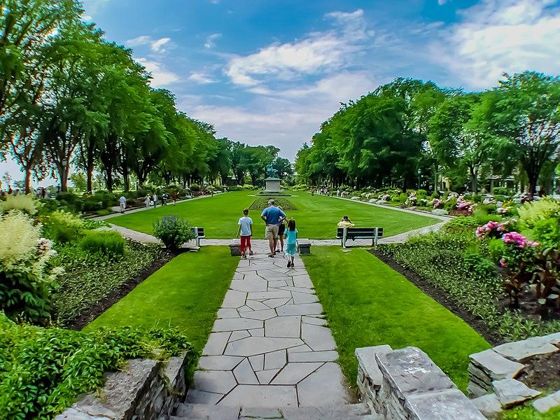 Parques da Cidade do Quebec
