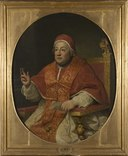 The Pope Clemens XIII (Anton Rafael Mengs) - Nationalmuseum - 17226.tif