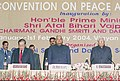 The Prime Minister Shri Atal Bihari Vajpayee inaugurates the Global Convention on Peace and nonviolence in New Delhi on January 31, 2004.jpg