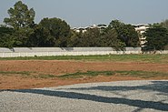 The Soccer Field, scene of Operation Eagle Pull