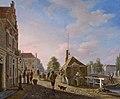 The Spui in The Hague, by Bartholomeus Johannes van Hove.jpg