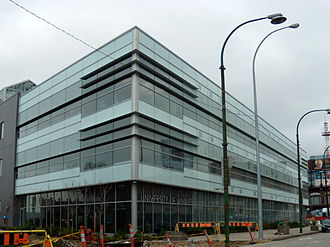 University of Winnipeg - Richardson College for the Environment and Science Complex