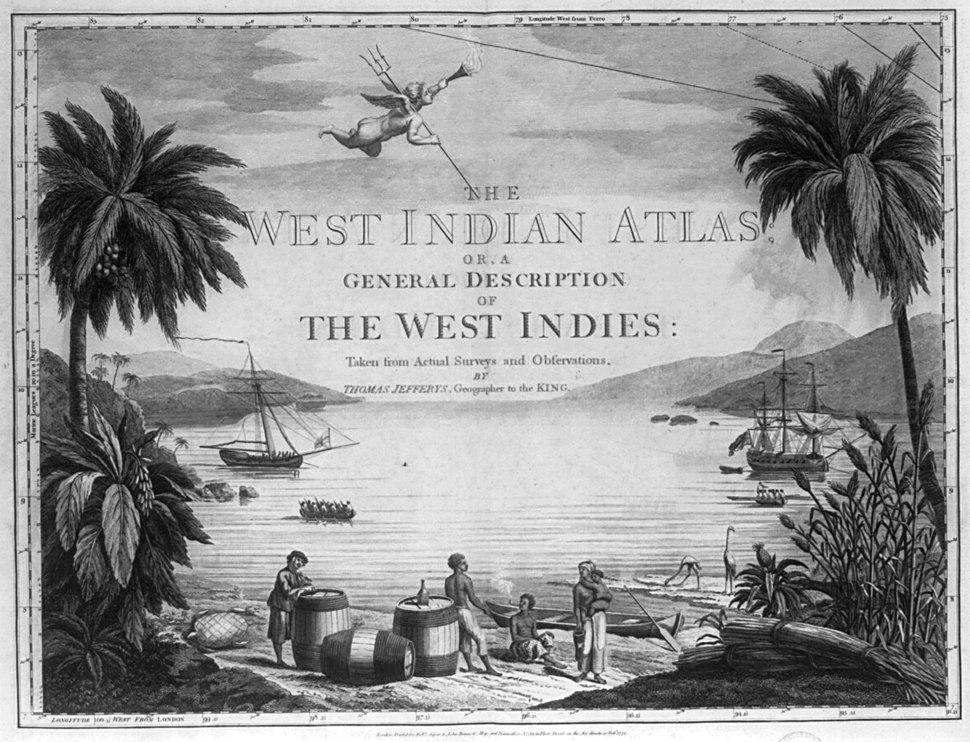 The West Indian Atlas