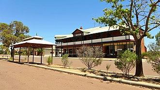 Nungarin, Western Australia - Railway Avenue, Nungarin, 2014