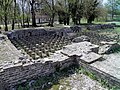 The hypocaust of the Great Baths complex, Ancient Dion (7094476001).jpg