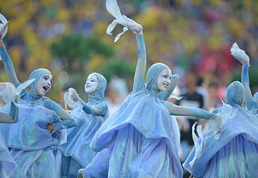 The opening ceremony of the FIFA World Cup 2014 17.jpg
