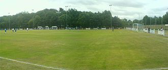 Chasetown F.C. - The Scholars Ground