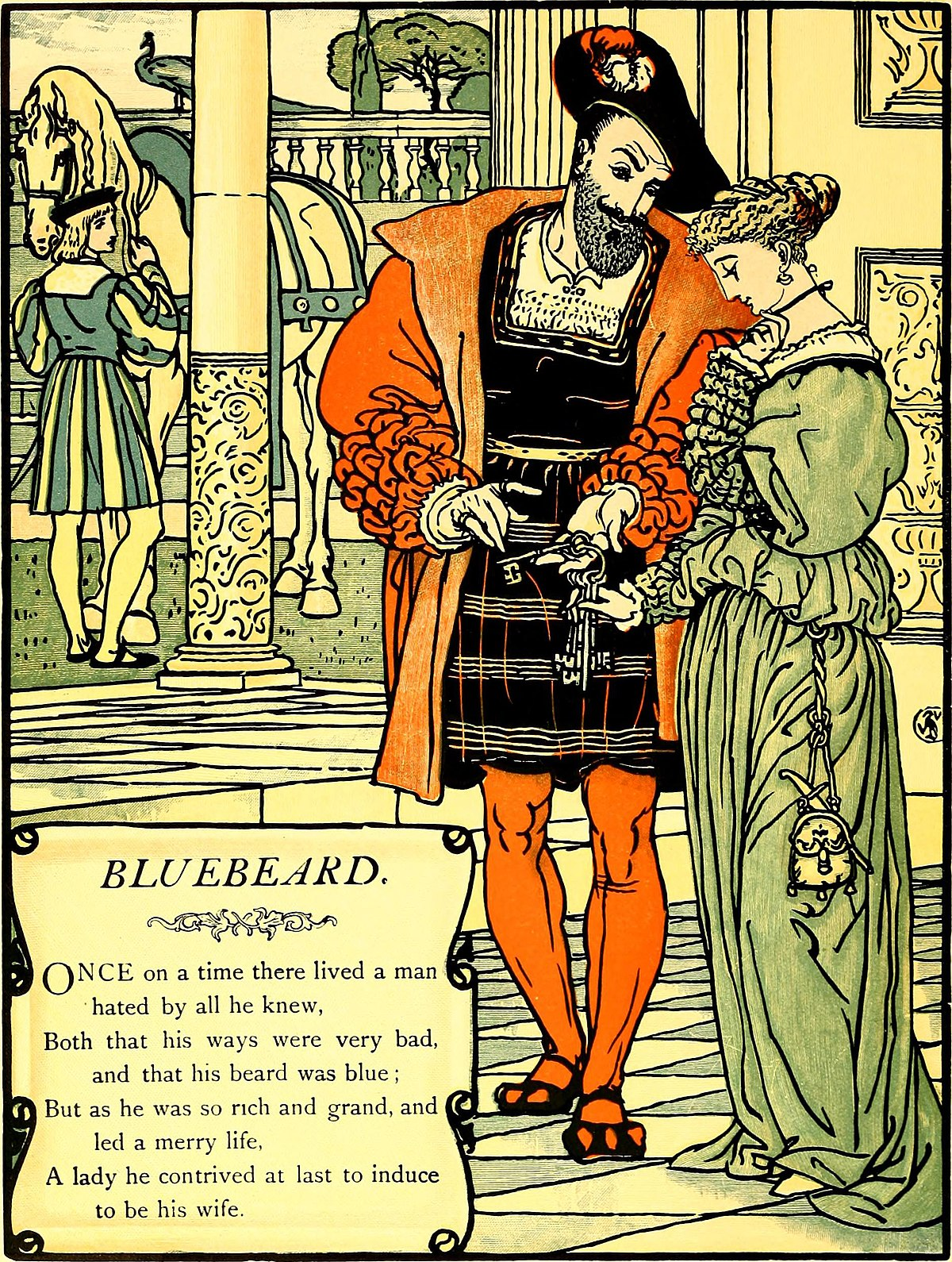 La Barbe Bleue Wikip 233 Dia