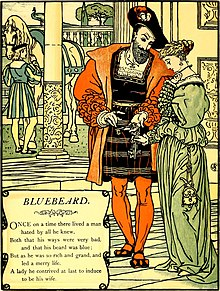 The sleeping beauty picture book - containing The sleeping beauty, Bluebeard, The baby's own alphabet (1911) (14779640125).jpg
