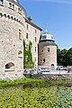 The southwestern corner of Örebro slott, Örebro.jpg