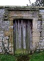 The squire's door - geograph.org.uk - 349844.jpg