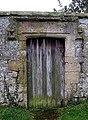 The squire's door - geograph.org.uk - 349844.jpg