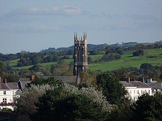 William White (architect) - Holy Trinity parish church, Barnstaple
