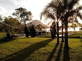 Passion Play - The Lake Theatre, Moogerah Queensland Australia