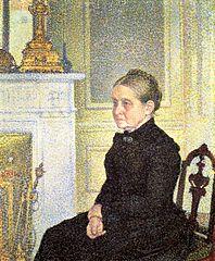 Portrait of Madame Charles Maus