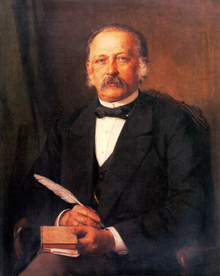 Fontane (1883), painting by Carl Breitbach