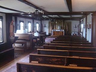 St. Benedict Abbey (Massachusetts) Benedictine monastery in central Massachusetts