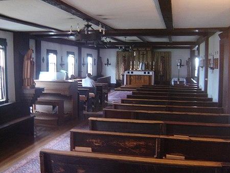 St Benedict Abbey Massachusetts Wikipedia