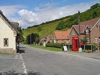Thixendale - Image: Thixendale Village