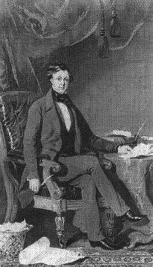 Thomas Brassey - Thomas Brassey in 1830
