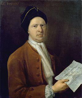 Thomas Tudway English musician and composer