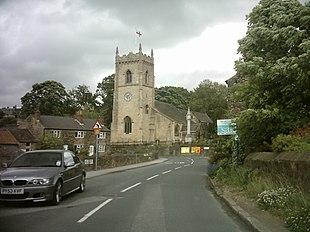 Thorner Church