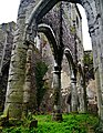 Thuin Abbaye d'Aulne Kirche Innen Chor 7.jpg