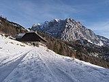 Tičarjev dom na Vršiču (Vršič pass, Julian Alps, Slovenia).jpg