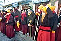 Tibetan Nuns Volunteering Earthquake Zone.jpeg
