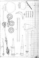Tibetan and Indian surgical instruments. Wellcome M0008170.jpg