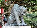 Tiger by honden - Kurama-dera - Kyoto - DSC06659.JPG