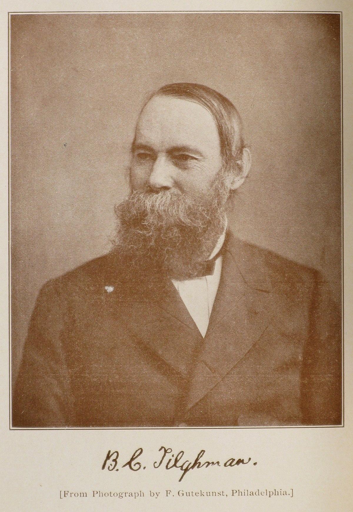 Benjamin Chew Tilghman - Wikipedia