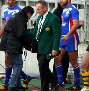 Tim Sheens - Sheens as coach of the Australian national side in 2009